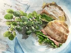 """Ham Sandwich"" 8x10 $100"